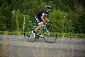 Bicicleta Bianchi Intrepida 2016 alquiler Startbikevalencia
